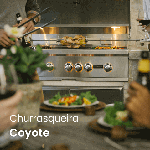 Churrasqueira Coyote