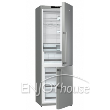 Refrigerador Bottom Freezer ION Generation 329L inox D/D 60cm
